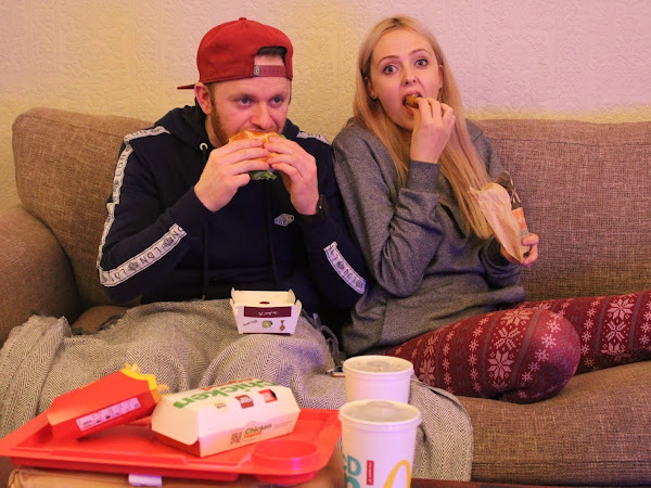 Date night with McDelivery #AD