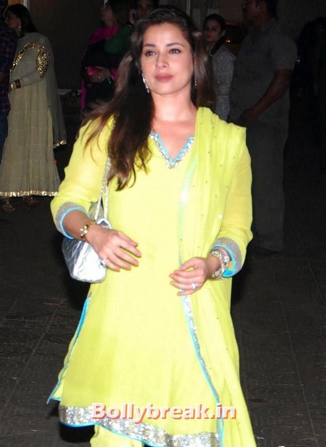 Neelam, Sohail Khan Diwali Bash