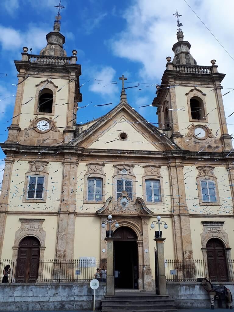 Matriz Basílica Basílica Velha Aparecida