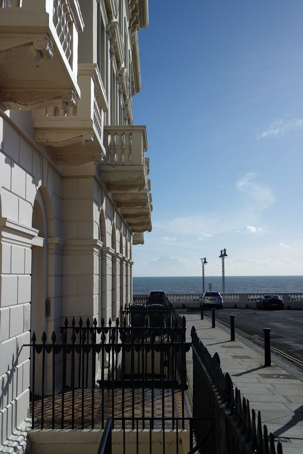 hove brighton regency architecture