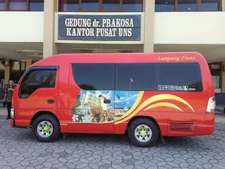 Travel Cideng - Jakarta Barat Tujuan Bandar  Lampung
