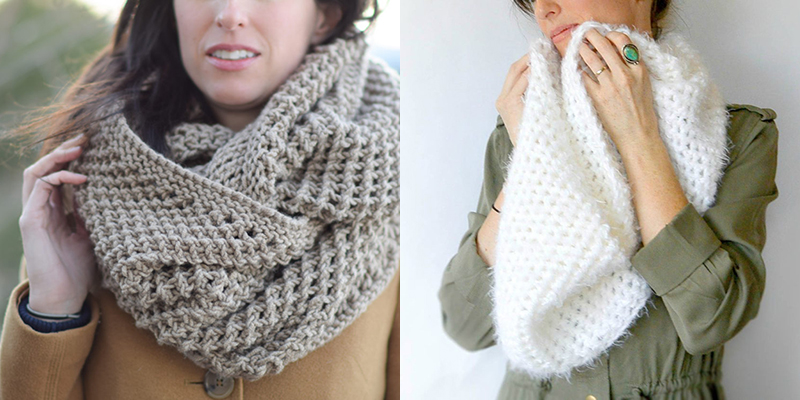 DIY to try # chunky scarf