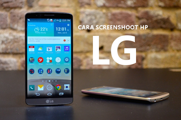 how to take a screenshot on lg optimus l70