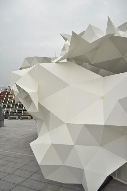 Of World Bloomberg Pavilion Museum