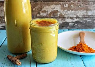 Ayurveda Recommends Lukewarm Turmeric Milk