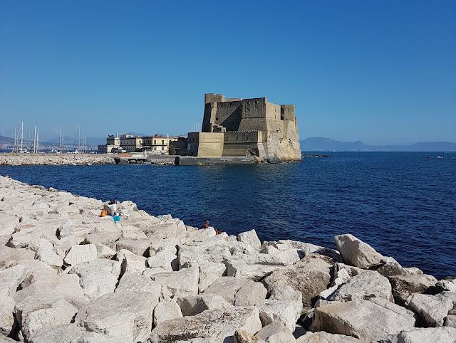 lugares mais bonitos de Napoles, Castelos, Castelos na itália