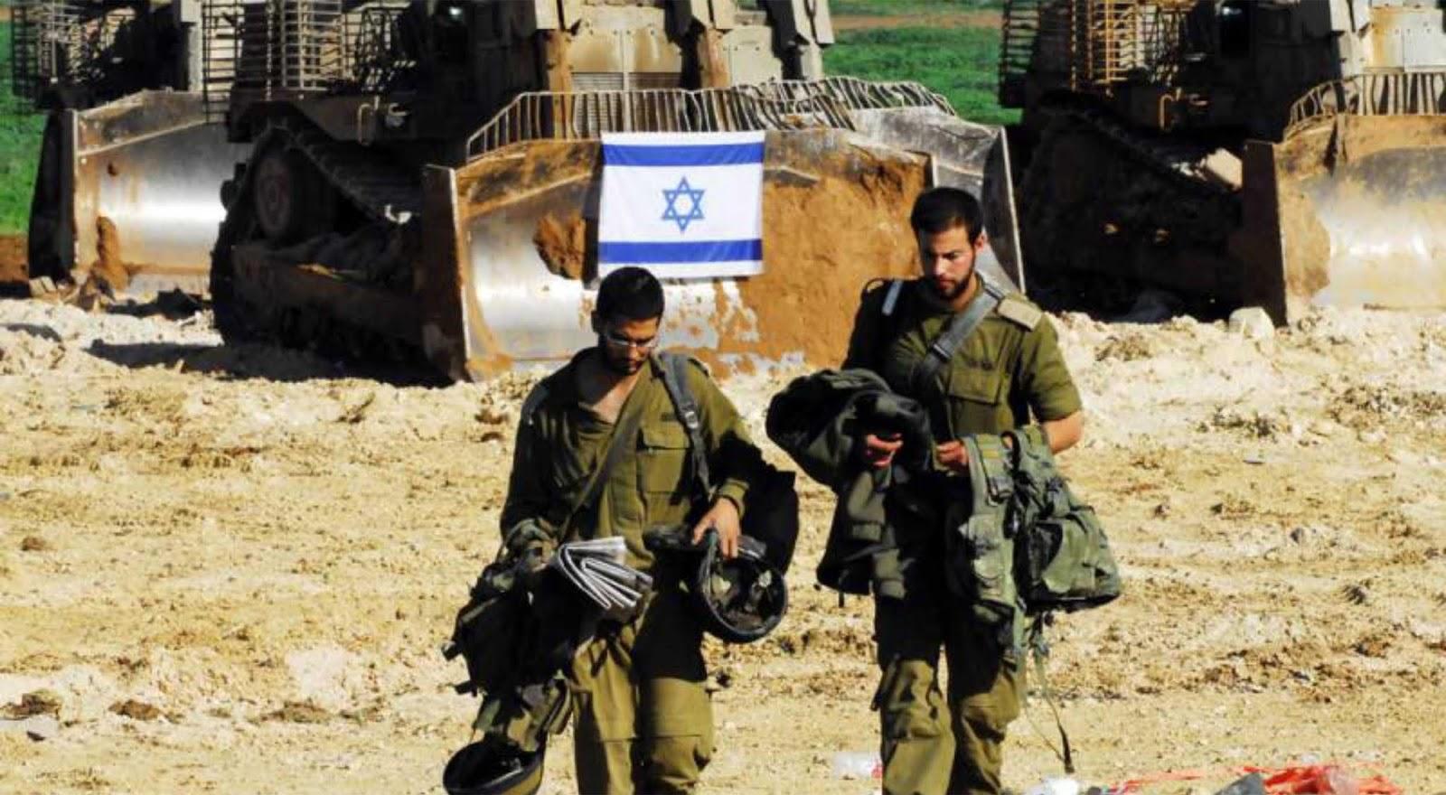 kami mendekati bentrokan besar-besaran dengan Hamas