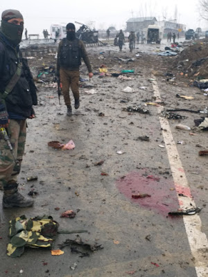 Silsila Zindagi Ka, Pulmawa Attack