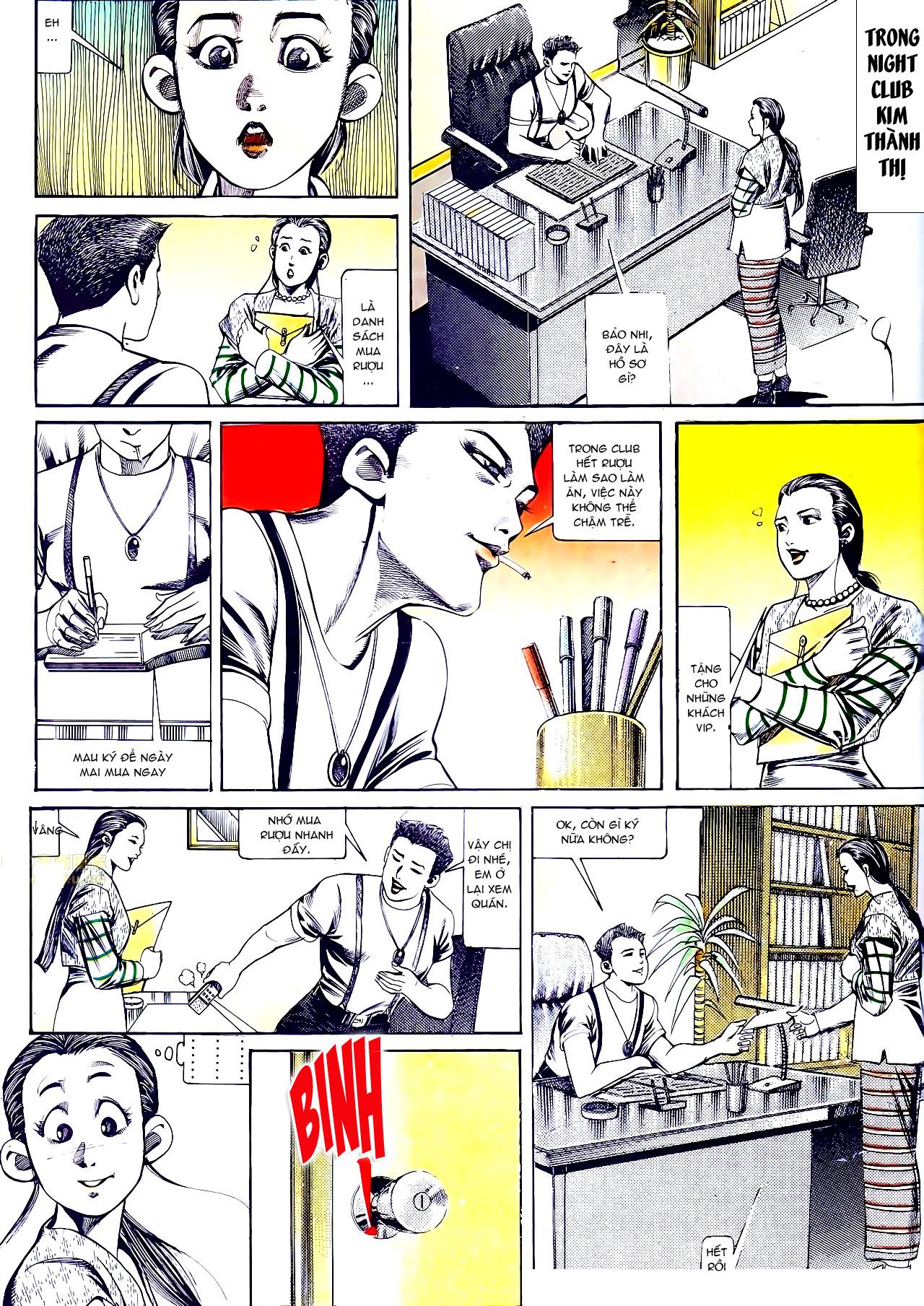 Người Trong Giang Hồ chapter 137: yêu nhất là ai trang 16