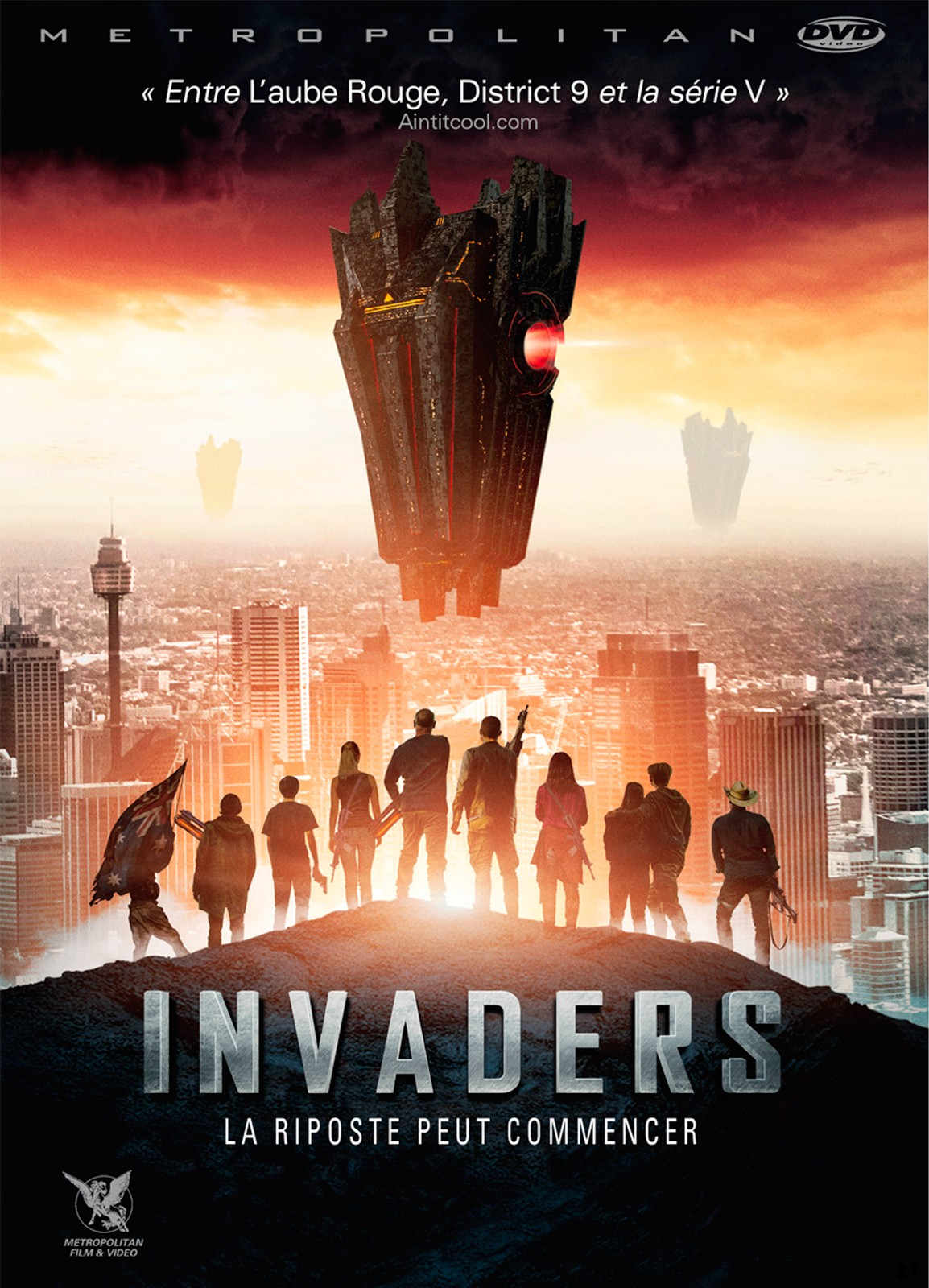 Invaders [BDRip] [Streaming] [Telecharger]