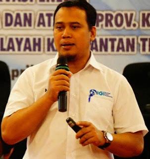 Ketua Ikatan Guru Indonesia (IGI), Jangan Biarkan Guru Menjadi Korban Para Orang Tua
