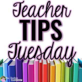 teacher tips colored pencil management