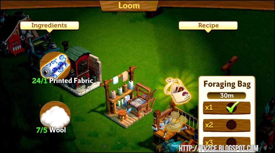 Farmville  Craft Workstation