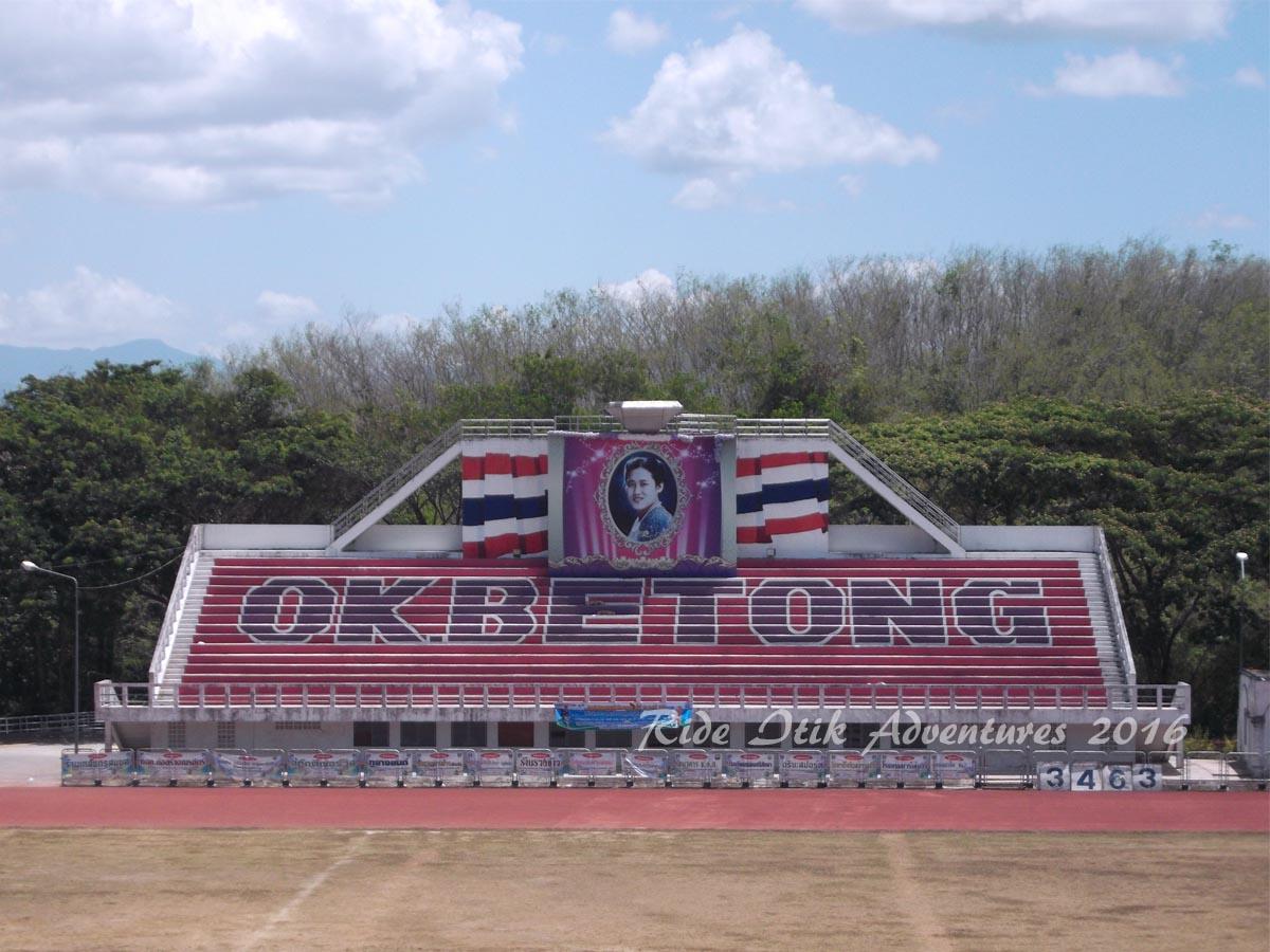 Stade De Betong