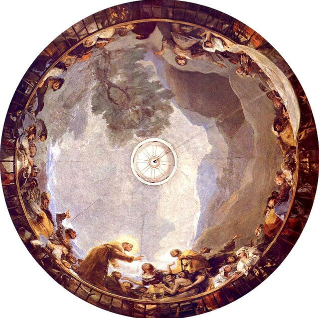 Goya: San Antonio de la Florida, 1798