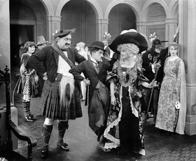 """Праздный класс"" (The Idle Class) (1921) 3"