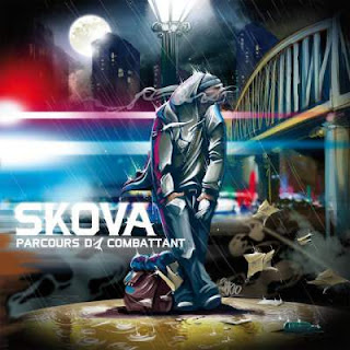 Skova - Parcours D'1 Combattant (2017) - Album Download, Itunes Cover, Official Cover, Album CD Cover Art, Tracklist
