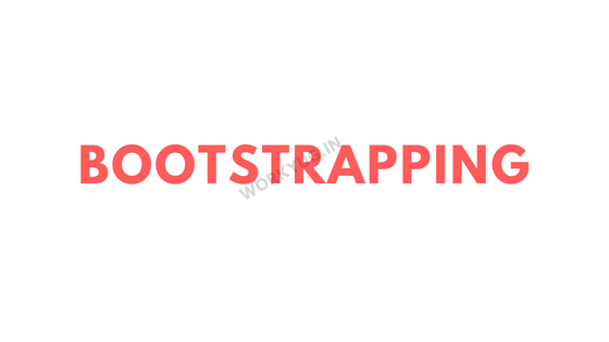 Bootsrapping