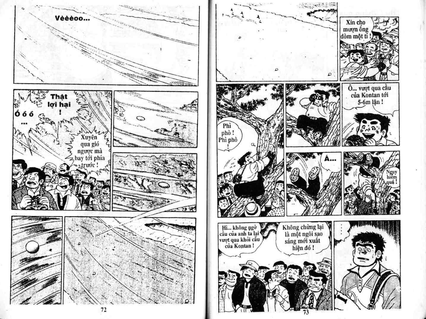 Ashita Tenki ni Naare chapter 3 trang 35