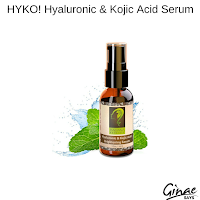 HYKO! Hyaluronic & Kojic Acid Serum