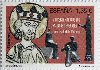 VIII CENTENARIO DE LOS ESTUDIOS GENERALES