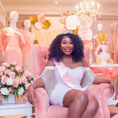 Photos from Media personality Gbemi O's Bridal shower