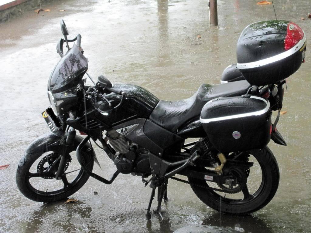 Foto Gambar Modifikasi Motor Tiger Uring