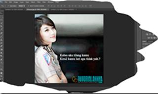 Cara Membuka Dokumen/gambar di photoshop