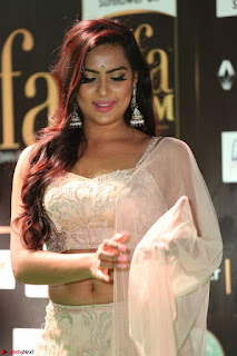 Prajna in Cream Choli transparent Saree Amazing Spicy Pics ~  Exclusive 067.JPG