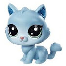 Littlest Pet Shop Series 2 Sparkle Pets Radiant Bluepaws (#2-S13) Pet