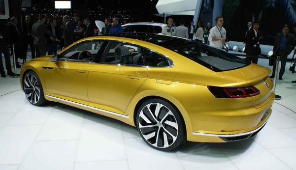 2018 Volkswagen Passat Exterior