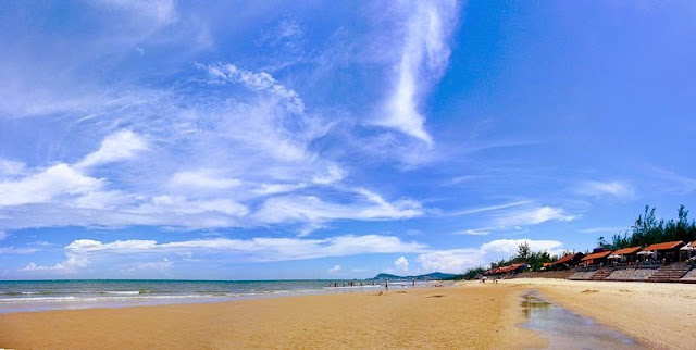 7 beautiful and quiet beaches in Vung Tau