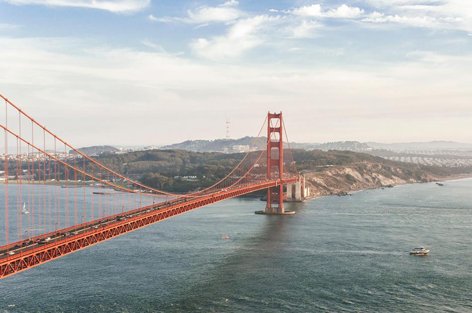 co zobaczyć | Golden Gate Bridge