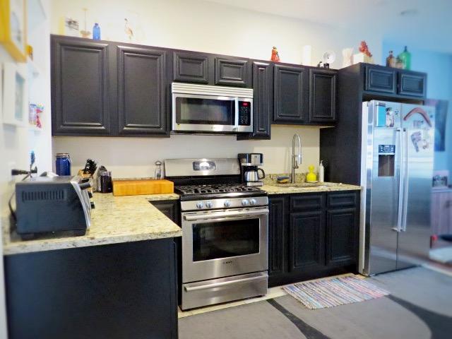 Kitchen Cabinets! Black! - Flipping the Flip
