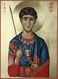 St. Demetrius Daniel Neculae