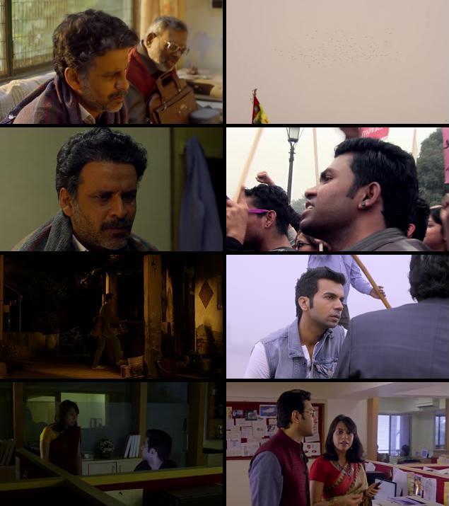 Aligarh 2016 Hindi 720p DVDRip