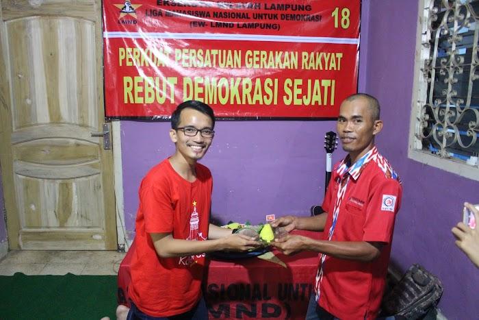 Dies Natalis LMND Ke 18, EW LMND Lampung Gelar Focus Group Discussion