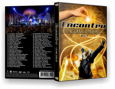 CAPA DVD – Encontro Co Deus Vol.1 – ISO