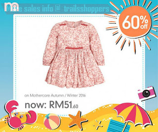 Mothercare End Of Season Clearance 2017