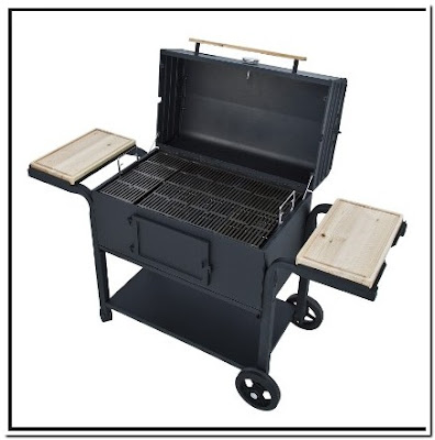 Patio Classic Charcoal Grill Barbecue Bucket