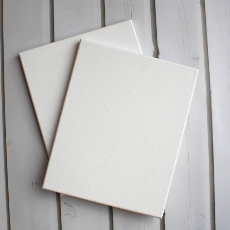 First Day Of School Canvas