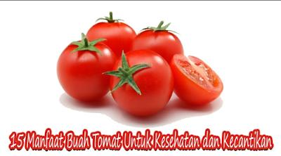 36 Manfaat Tomat Untuk Kesehatan, Kulit & Rambut Luar Biasa