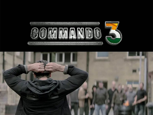 Commando 3 First Look and Posters