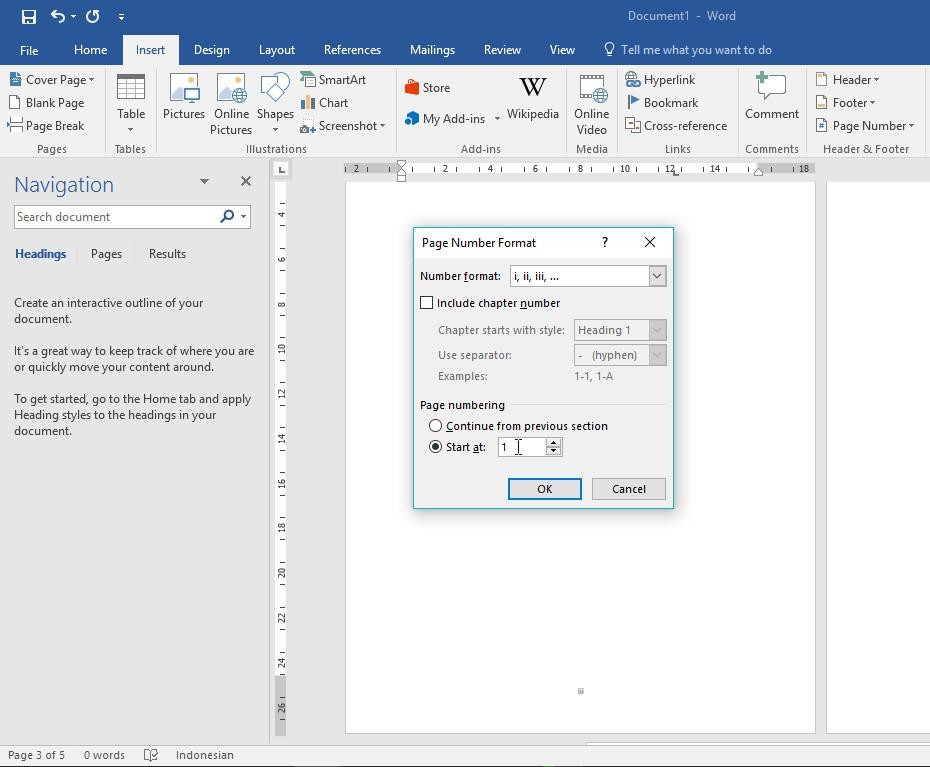 Cara Membuat Makalah Di Microsoft Word Dengan Mudah Dan Praktis
