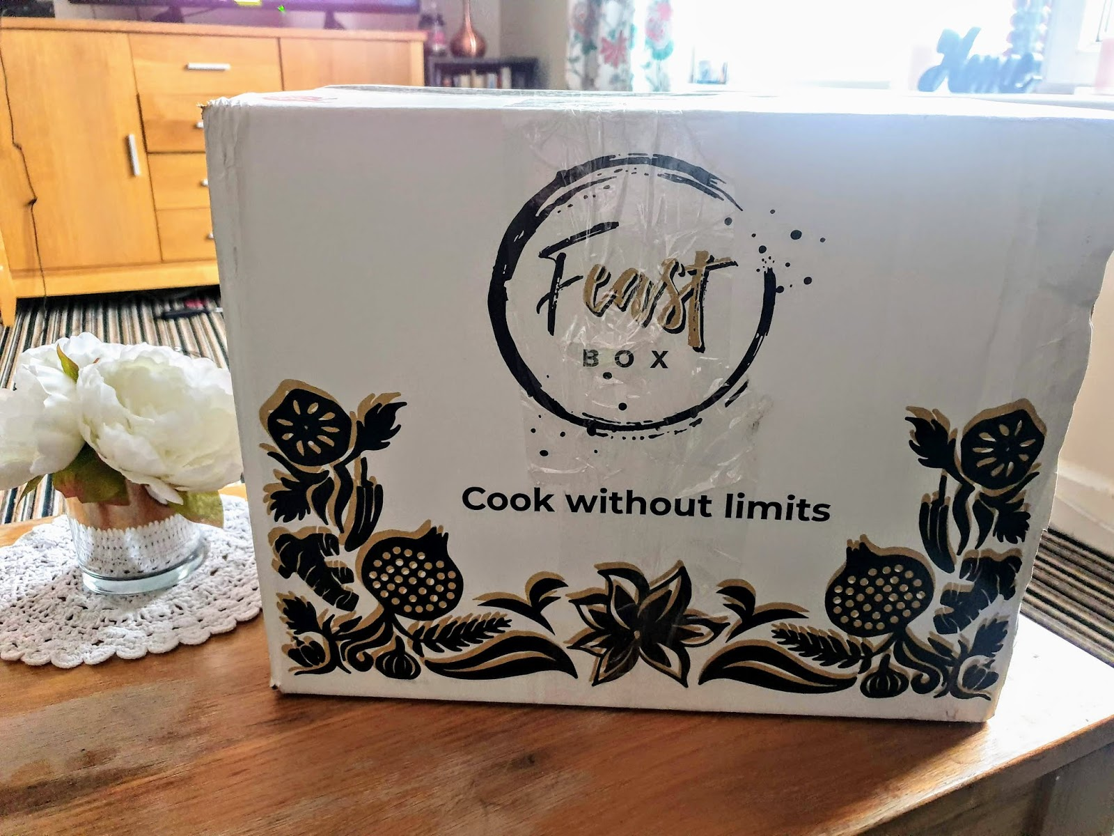Feast Box: An Asian & Middle Eastern Food Subscription Box | Review