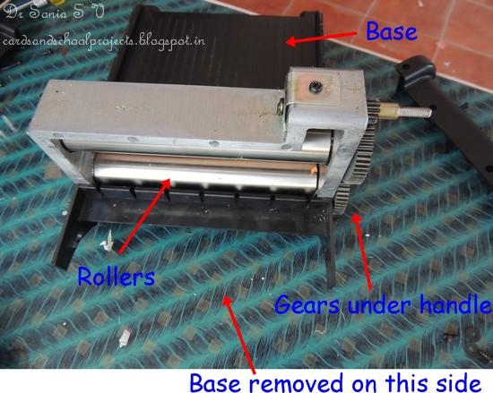 Crafters Corner Big Shot Use And Repair