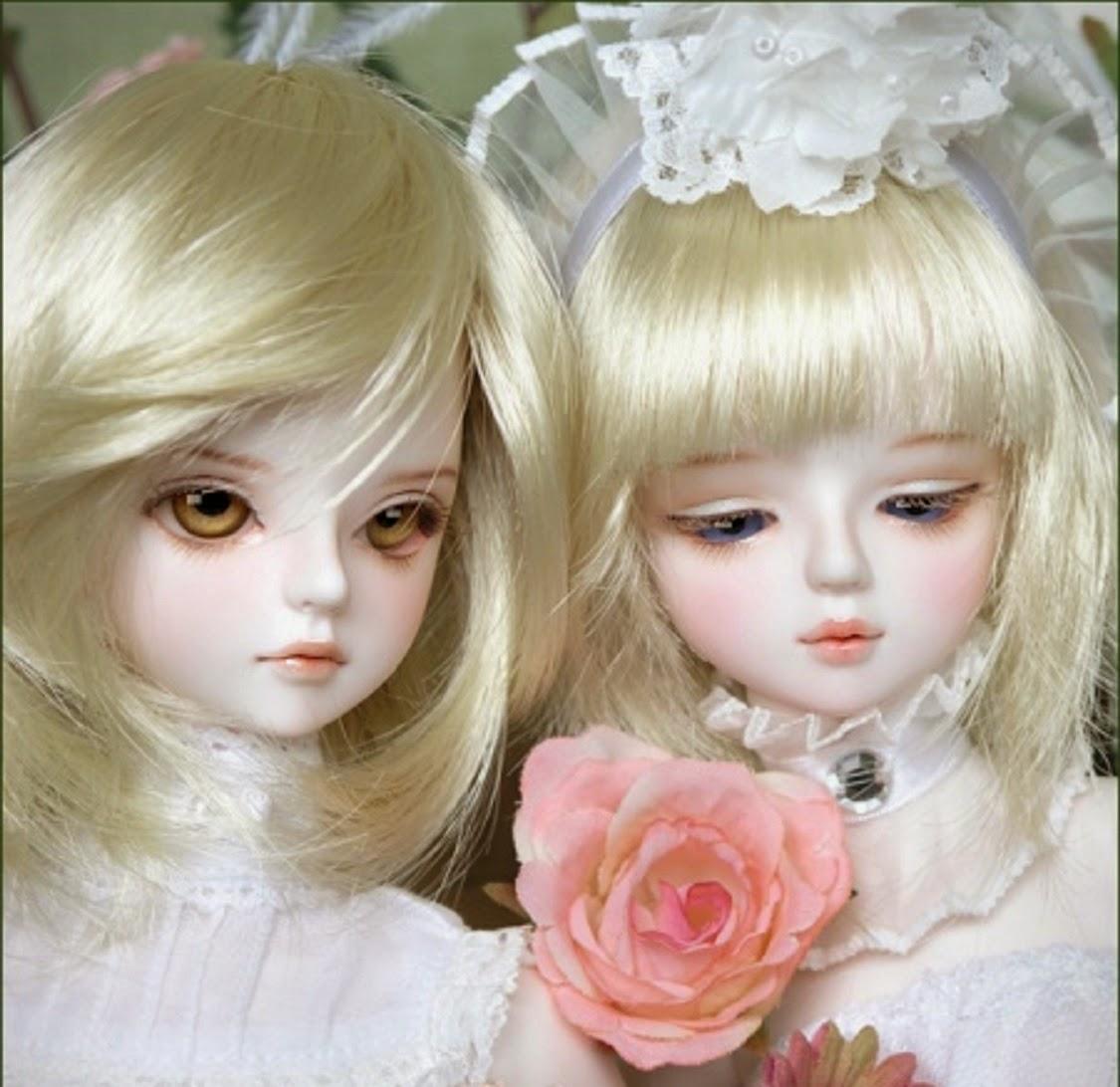 Barbie Wallpaper Hd 3d: Chimney Bells: FreeCute Twins Barbie Dolls HD Wallpaper