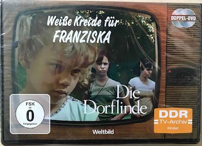 Weiße Kreide für Franziska. 1989.