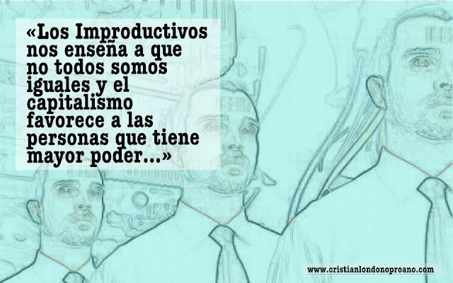Los improductivos