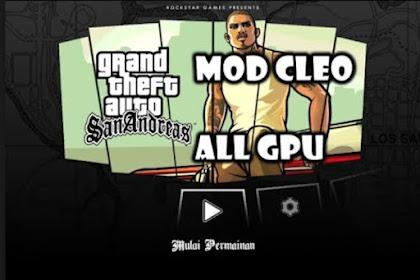 GTA San Andreas Lite Mod Cleo Tanpa Root Untuk Android + Cara Instal